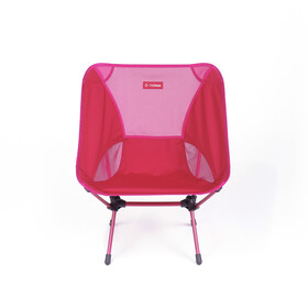 Helinox One Sedia, red block/burgundy